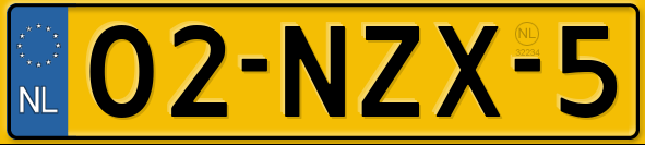 02NZX5 - Duster